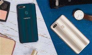 Thỏa sức giải trí với dung lượng pin 'khủng' của OPPO A7