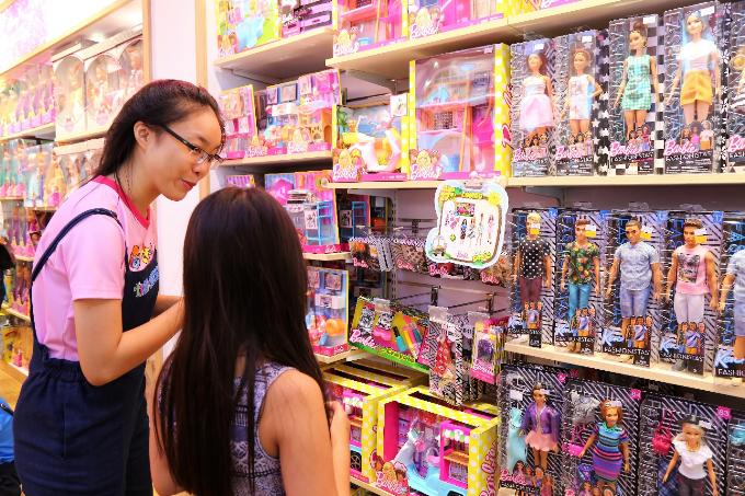 Cửa hàng tiNiStore có nhiều sản phẩm dành riêng cho bé với giá ưu đãi.