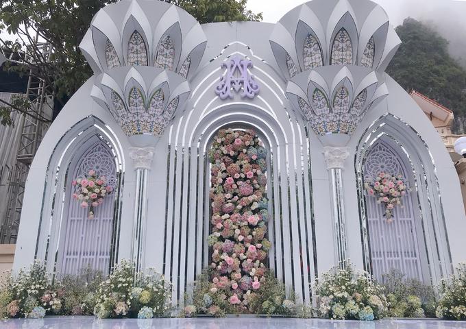 Không gian hoành tráng của \'siêu đám cưới\' Cao Bằng