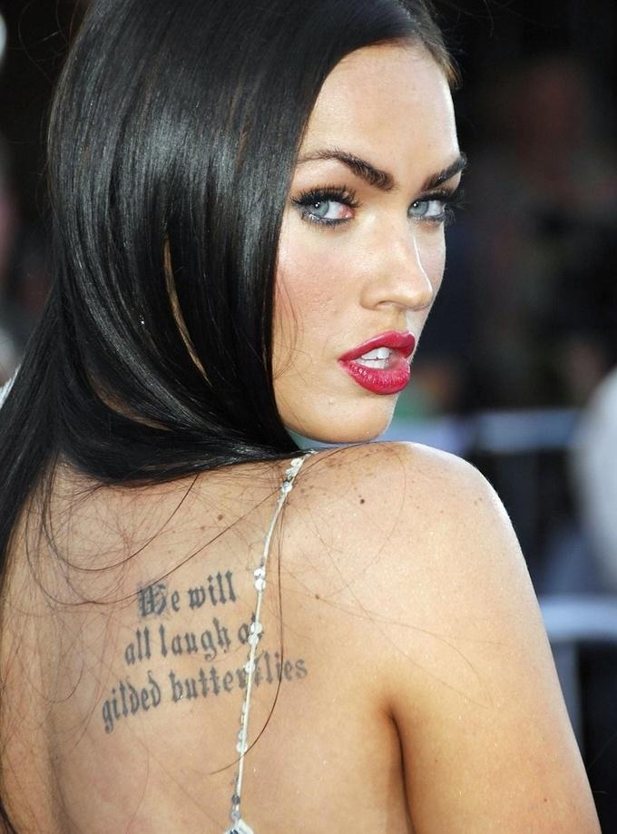 Ý nghĩa ẩn sau những hình xăm trên cơ thể sao Hollywood