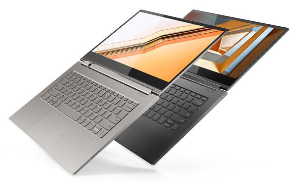 Laptop biến hình Yoga C930 giá 49 triệu đồng ở Việt Nam