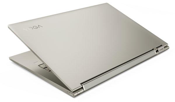 Laptop biến hình Yoga C930 giá 49 triệu đồng ở Việt Nam - 1