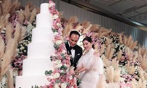 Đám cưới xa hoa của cặp 'trâm anh thế phiệt' nổi tiếng Malaysia