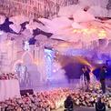 Không gian hoành tráng của 'siêu đám cưới' Cao Bằng