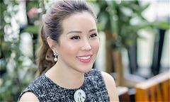Hoa hậu Thu Hoài chia sẻ chuyện tình yêu thời xưa để dạy con