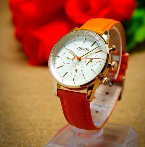 Đồng hồ thời trang thương hiệu Julius: giảm đến 50%: