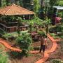 Vợ chồng trẻ bỏ phố về quê tự cải tạo nhà vườn