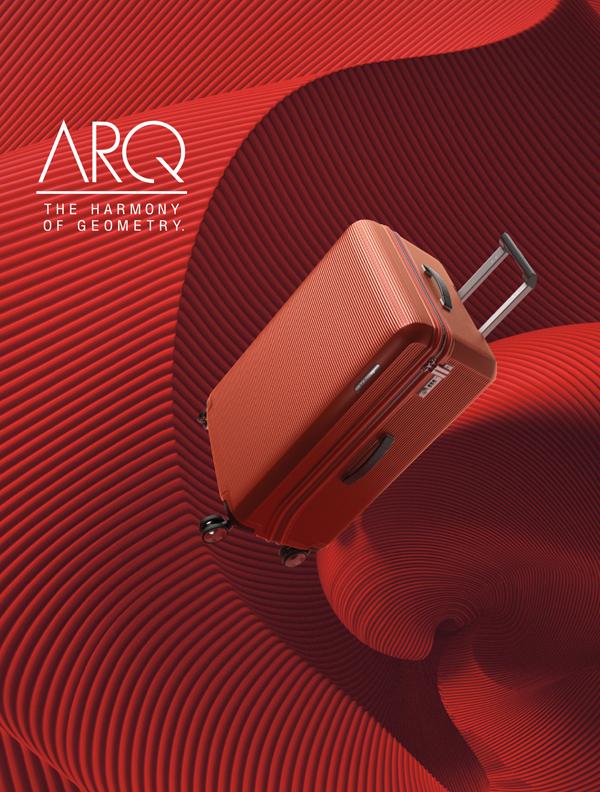 Điểm nhấn của chiếc vali AQR là thiết kế chia đôi khoang chứa thông minh theo tỉ lệ 20:80 Volumaxtm. Trong đó, ngăn 20% để sắp xếp vật dụng và phụ kiện thường xuyên sử dụng, ngăn 80% để sắp xếp lượng hành lý mà du khách cần mang theo. Phát kiến này của Samsonite giúp người dùng dễ dàng phân loại hành lý bởi những ngăn tiện ích tích hợp bên trong.