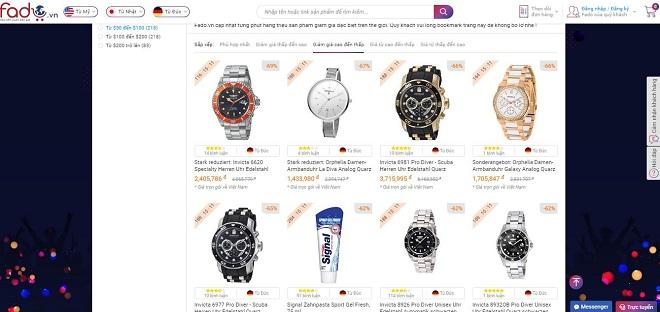 Amazon Đức có nhiều mặt hàng giảm giá hấp dẫn.