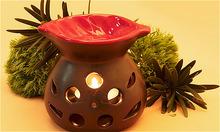 Đèn xông tinh dầu cho không gian sống vừa đẹp vừa thơm