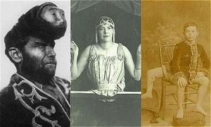 'Gánh xiếc quái vật' nổi tiếng của Mỹ thế kỷ 19