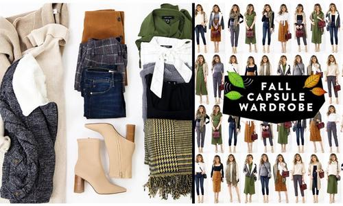 Mix 36 bộ đồ thu đông từ 12 món trang phục