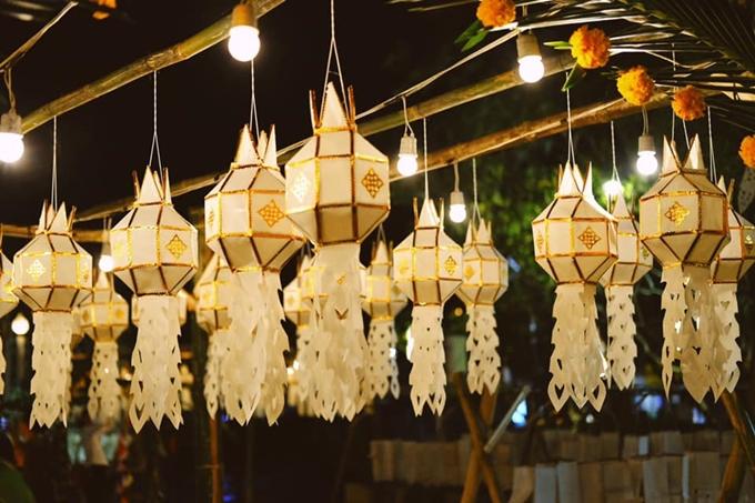 Chàng trai Việt hướng dẫn tham tham gia lễ hội đèn trời đẹp nhất thế giới ở Chiangmai - 3