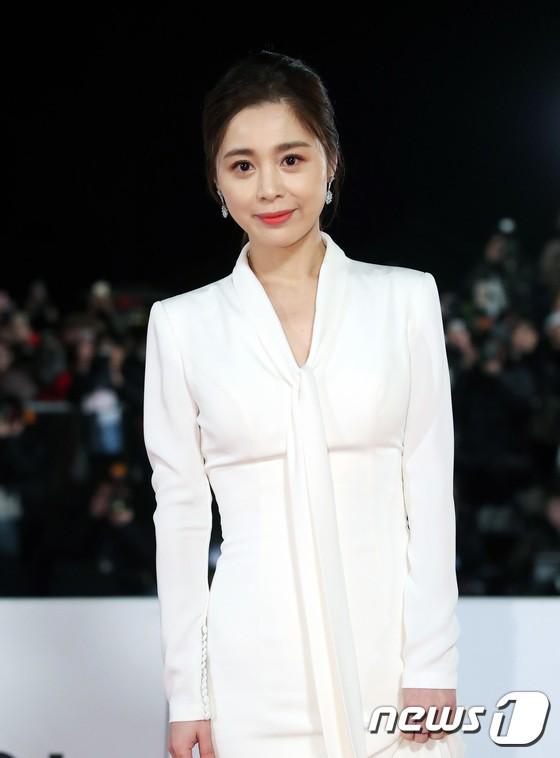 Ngôi sao điện ảnh Seo Young Hee trẻ trung ở tuổi 38.