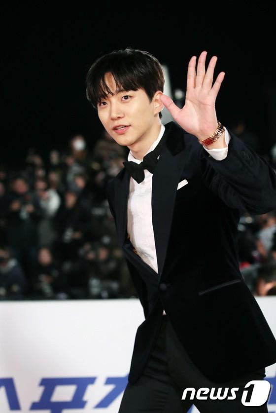 Ca sĩ Jun Ho - thành viên nhóm nhạc 2PM.