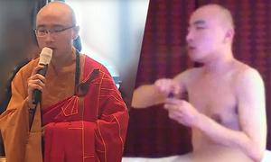Nhà sư Đài Loan mở 'tiệc sex', dùng ma túy tại chùa