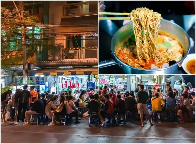 4 tiệm ăn khách phải kiên nhẫn ở Bangkok - 1
