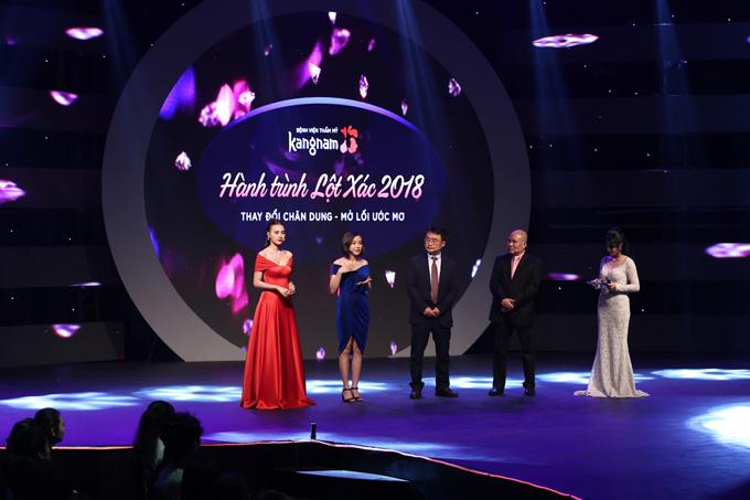 Đêm gala hoành tráng với sự tham dự của bộ ba ban giám khảo và các khách mời
