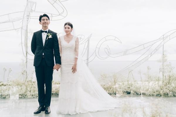 Giả Tịnh Văn lên xe hoa lần thứ hai sau 8 năm bỏ chồng tỷ phú