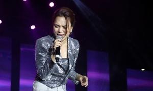 Mỹ Tâm tuyên bố 'hát cho hết mưa'