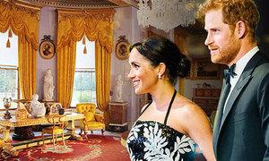 Dinh thự Harry - Meghan sắp chuyển về ở sau 'căng thẳng' với William