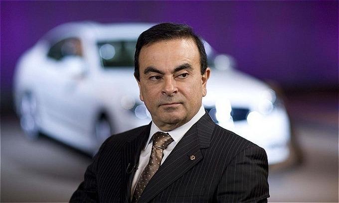 Trước khi bị bắt, Carlos đứng đầu liên minh ô tô lớn nhất thế giới. Ảnh:CNN.