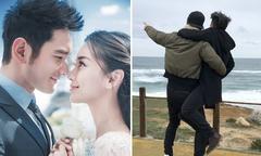 Huỳnh Hiểu Minh đăng ảnh hài hước giữa tin đồn ly hôn Angelababy