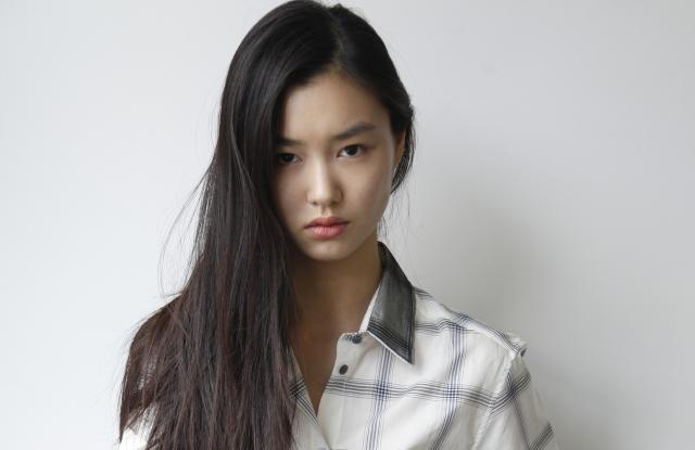 Estelle Chen là người yêu nước mẹ Trung Quốc. Ảnh:The Society Management.
