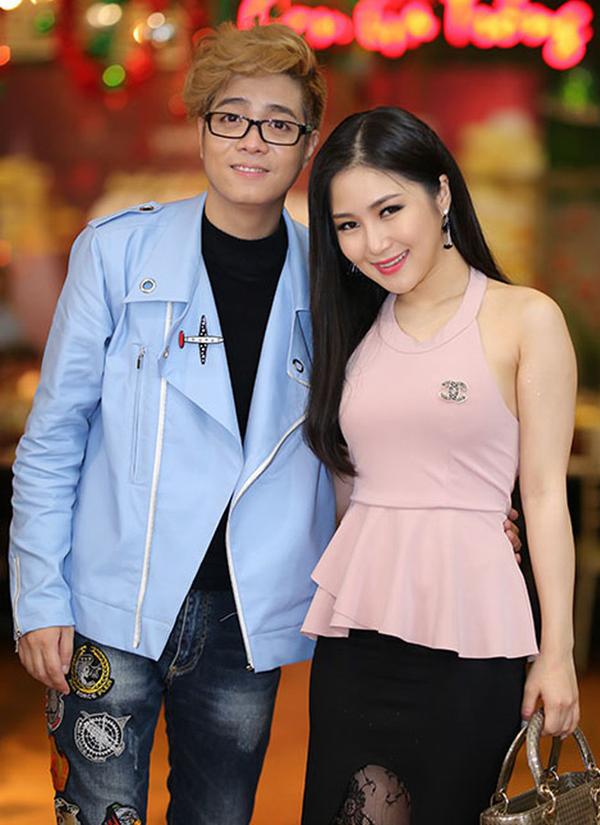 Hương Tràm và Bùi Anh Tuấn từng yêu nhau hơn một năm.