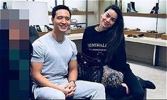 Ảnh hot 27/11: Hồ Ngọc Hà đi shopping cùng Kim Lý