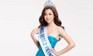 Đỗ Mỹ Linh và hành trình thành 'Hoa hậu nhân ái'