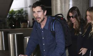 Christian Bale hốc hác sau khi giảm cân siêu tốc