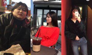 Thiếu nữ Trung Quốc giảm 31 kg trong 2 tháng nhờ chiến lược đơn giản