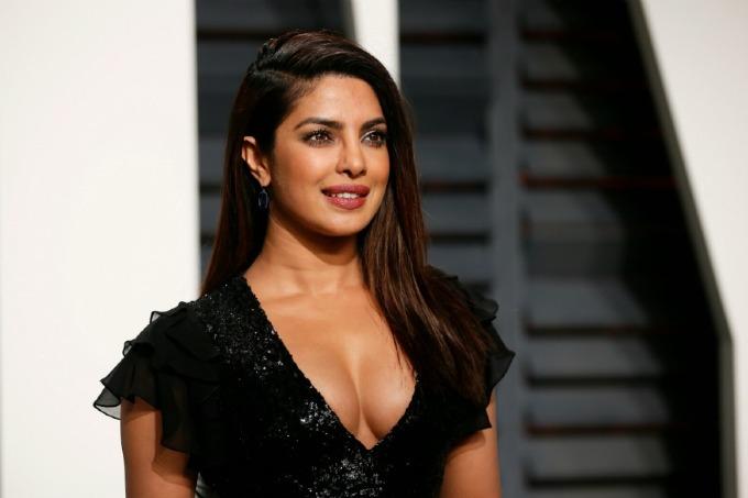 Chopra là diễn viên Ấn Độ đầu tiên thủ vai chính phim truyền hình Mỹ. Ảnh: Reuters.