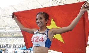 Nguyễn Thị Oanh giành HC vàng, phá kỷ lục đại hội thể thao toàn quốc