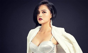 Thu Quỳnh: 'Đàn ông xung quanh không nghĩ tôi là phụ nữ'