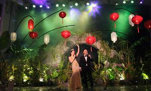 Đám cưới Hà Nội lấy cảm hứng từ phim 'Crazy Rich Asians'