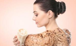 2 công thức tẩy tế bào chết toàn thân giúp da hết khô ráp