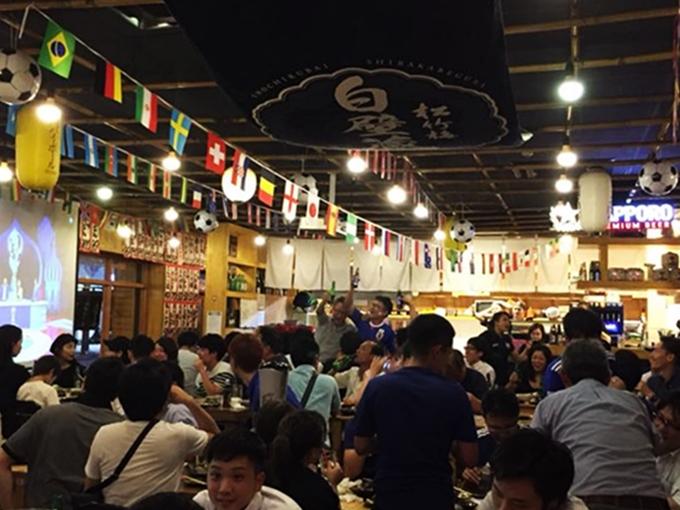 Địa chỉ cuối tuần: Nhậu kiểu Nhật ở Sài Gòn - 1
