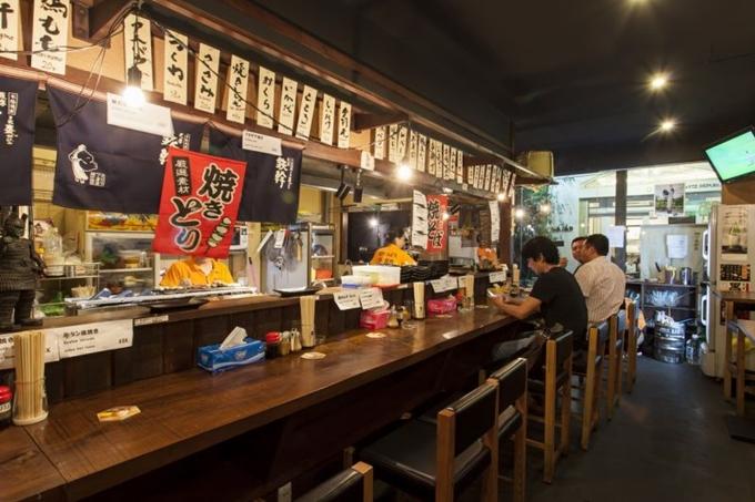 Địa chỉ cuối tuần: Nhậu kiểu Nhật ở Sài Gòn - 2