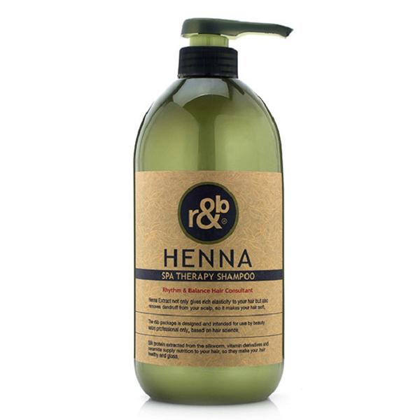 Dầu gội thảo dược là một sản phẩm nằm trong xu hướng làm đẹp bằng mỹ phẩm thiên nhiên được chị em quan tâm. Với chiết xuất từ cây lá móng, cây tùng bách, olive, dầu jojoba, oải hương, các vitamin, dầu gội và dầu xả r&b thảo dược Henna giúp làm mượt tóc, cung cấp giàu độ ẩm cho tóc khô, phục hồi hư tổn để tóc mềm mại và chắc khỏe, mùi hương nhẹ nhàng.