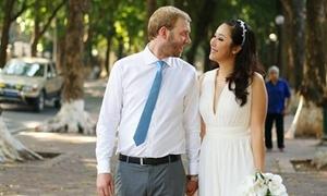 3 nguyên tắc giữ lửa hôn nhân của Hoa hậu Ngô Phương Lan