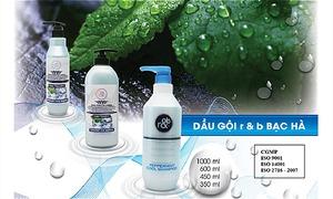 6 loại dầu gội, kem ủ thảo dược chăm sóc tóc mùa khô
