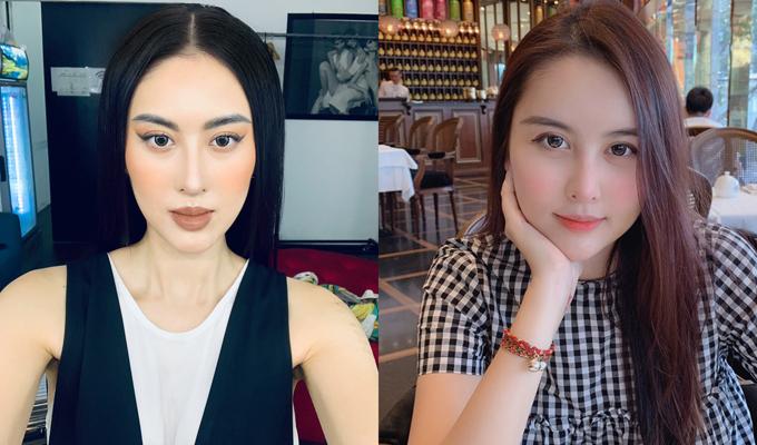 Người đẹp cho biết, phần gò má cao khiến cô cảm thấy không ưng ýtrên gương mặt, vì thế cô thực hiện hạ gò má và cấy mỡ toàn mặt, chi phí khoảng 12.000 USD.