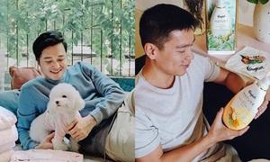 Quang Vinh, Adrian Anh Tuấn lan tỏa cảm hứng 'sống xanh'
