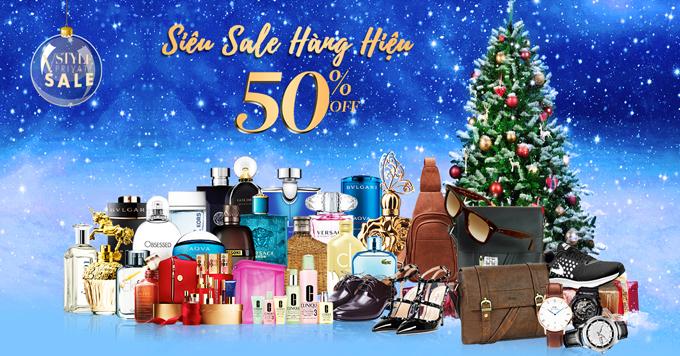 300 thương hiệu mỹ phẩm, nước hoa, thời trang, phụ kiện nổi tiếng thế giới quy tụ tại sự kiện.