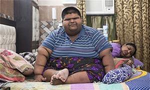 Thiếu niên béo nhất thế giới giảm gần 100 kg trong 7 tháng