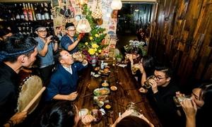 Địa chỉ cuối tuần: ba quán nhậu kiểu Nhật ở Sài Gòn