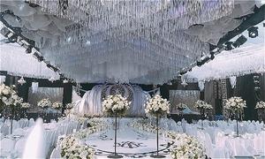 'Siêu đám cưới' Thái Nguyên chưa hoàn thiện đã thu hút nghìn người tới xem