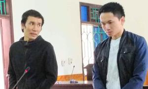 Hai tân cử nhân lĩnh 14 năm tù vì buôn 15 bánh cần sa